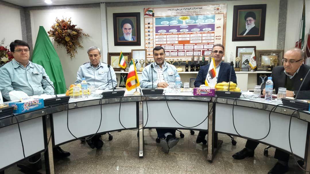 طرح های زیست محیطی شرکت فولاد خوزستان به بهرهبرداری رسید