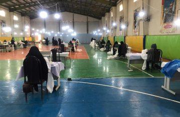 حرکت جهادی سپاه حضرت ولیعصر(عج) خوزستان برای مبارزه با کرونا / قرارگاه جهادی شفاء در کنار مردم خوزستان / راهاندازی کارگاههای لوازم مورد نیاز پیشگیری از کرونا