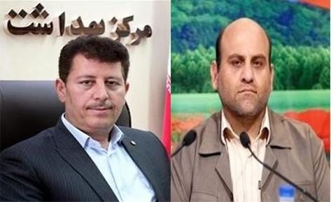 قدردانی رییس خانه کشاورز خوزستان از دکتر مهرداد شریفی