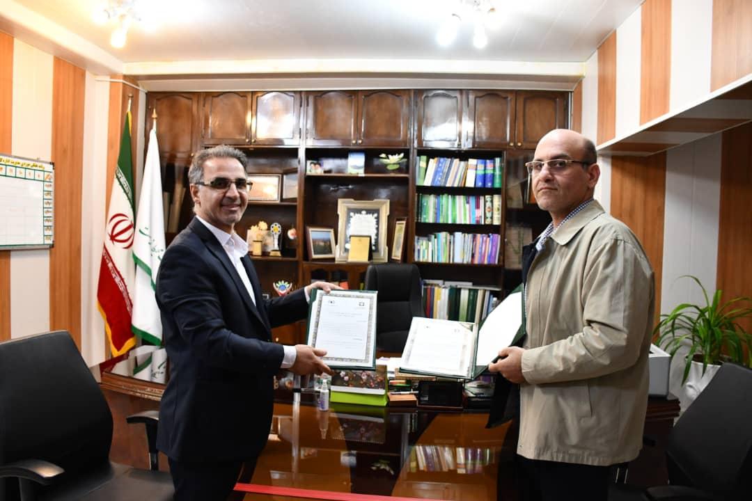 انعقاد تفاهم نامه بین انجمن صنفی کشاورزان و محیط زیست خوزستان / همکاری کشاورزان برای حفاظت از محیط زیست