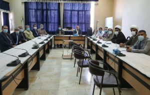 برگزاری آزمون مصاحبه کارشناسان رسمی دادگستری در خوزستان + عکس