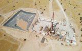 عملیات اجرایی طرح توسعه میدان نفتی منصورآباد آغاز شد
